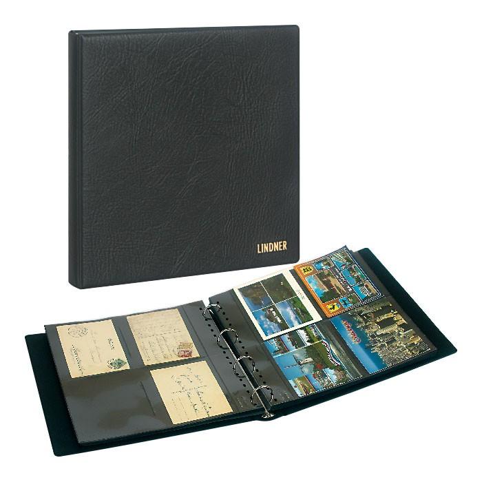 Альбомы для открыток вместимостью от 200 до 400 открыток